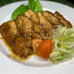Teriyaki chicken(照り焼きチキン)