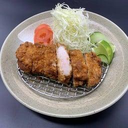 Pork cutlet(豚カツ)