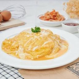 KINKIN ข้าวไข่ข้น ข้าวไข่คั่ว by JAiDee สาขาพระราม 3