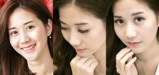 ต่อขนตาสวย เปลี่ยนสาวตาหมวยให้สวยดุจเจ้าหญิง ที่ J-Gorgeous Nail & Eye