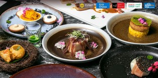 """[รีวิว] """"วังหิ่งห้อย"""" ร้านอาหารไทย Fine Dining พร้อมชมหิ่งห้อยนับร้อย!"""