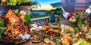 [รีวิว] About Me @Woodtichai Farm ร้านอาหารและฟาร์มออร์แกนิก กาญจนบุรี