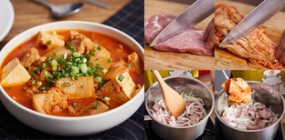 """วิธีทำ """"ซุปกิมจิ"""" เมนูอาหารเกาหลี ทำกินเองง่าย ๆ ไม่ต้องไปถึงเกาหลี!"""
