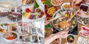 """[รีวิว] """"K House"""" ร้านอาหารเวียดนามและบุฟเฟ่ต์ชาบูออปชันจัดเต็ม!"""