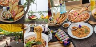 [รีวิว] Cafe De Hat Khum เฮือนหาดคำ คาเฟ่นั่งชิลล์ริมแม่น้ำโขง