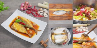 """วิธีทำ """"ปลาทูซาเตี๊ยะ"""" เมนูปลา รสชาติหวานเค็ม อร่อย ซึมลึกถึงก้าง"""