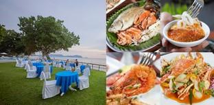 [รีวิว] Sunset Park Resort & Spa ร้านอาหารทะเลพัทยาที่มีครบจบทุกอย่าง!