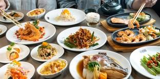 [รีวิว] Oishi Japanese Buffet ร้านบุฟเฟ่ต์อาหารญี่ปุ่น ใหม่!เมนูฟิวชัน