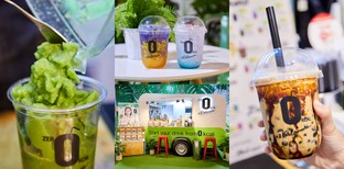 [รีวิว] Zero Kcal x Kalamare at Central Korat เครื่องดื่มเพื่อสุขภาพ