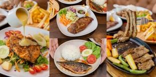 [รีวิว] Joe SteakHouse ร้านสเต๊กสุพรรณบุรี เนื้อคุณภาพ บรรยากาศชิล