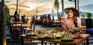 [รีวิว] เลเลเล ร้านอาหารทะเลสงขลา นั่งชิลชมวิวพระอาทิตย์ตก