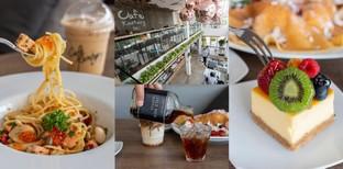 [รีวิว] Cafe' Kantary 304 คาเฟ่ปราจีนบุรี น่านั่งทั้งวัน คาวหวานโดนใจ!