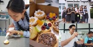 Wongnai เชียงใหม่ พา User เรียนทำทาร์ตสุดน่ารัก Petits Fours Cafe