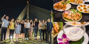 Wongnai Tasting พา Top User ไปชิมร้านอาหารไทยวิวดีที่ 'บ้านหิรัณยกุล'