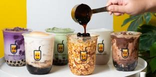 [รีวิว] Mongni Cafe ร้านชานมไข่มุกขอนแก่น ที่มาพร้อมไข่มุกลาวาสูตรเด็ด