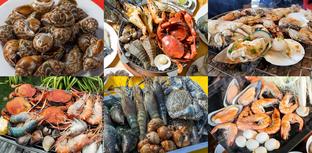 10 ร้านอาหารทะเลปิ้งย่าง จัดเต็มซีฟู้ดยกทัพ!