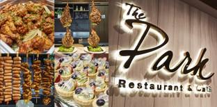 [รีวิว] The Park Restaurant&Café บุฟเฟ่ต์เม็กซิกัน-อเมริกัน 499 บ.