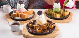 [รีวิว] Swensen's ร้านไอศกรีมสุดโปรด เมนูใหม่ Toast on Fire กระทะปะทุ!