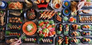 [รีวิว] One Peace Sushi Buffet บุฟเฟ่ต์อาหารญี่ปุ่นศรีราชา แค่ 599 บาท