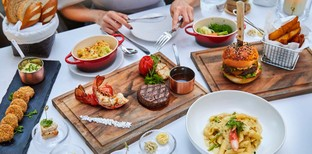 [รีวิว] The Grill Room Korat ร้านอาหารบนดาดฟ้ากับเมนูใหม่ที่น่าลอง