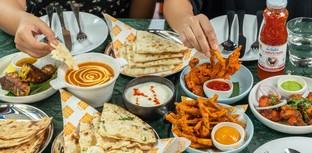 """[รีวิว] """"Tuk Tuk Asian Streatery"""" ร้านอาหารอินเดียแนวสตรีทฟู้ดสุดมัน!"""