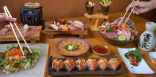 [รีวิว] Shun Sushi ภูเก็ต คัดวัตถุดิบคุณภาพ ส่งตรงจากแดนปลาดิบ!