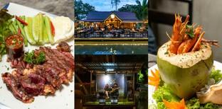 [รีวิว] GalaLagoon ร้านอาหารหัวหินบรรยากาศดี อาหารดีมีดนตรีสด