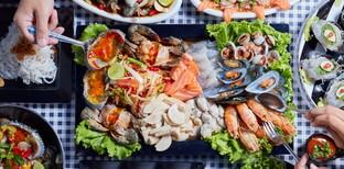 [รีวิว] Zaabnoir Runway ร้านอาหารทะเลพัทยา จะสด จะดอง ก็แซ่บลืมตาย