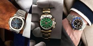 7 นาฬิกาควรค่าแก่การลงทุน ยิ่งเก็บยิ่งราคาขึ้น