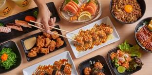 [รีวิว] Kyozen sushi market ร้านซูชิภูเก็ต สดใหม่ทุกคำ เริ่มที่ 11 บาท