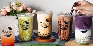 [รีวิว] GinCha Cafe ชานมไข่มุกขอนแก่นตักได้เองไม่อั้น เริ่มต้น 29 บาท!