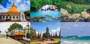 รวมที่เที่ยวสำหรับคนงบน้อย ไม่ไกลจากกรุงเทพฯ จ่ายหลักร้อยก็เที่ยวคุ้ม!