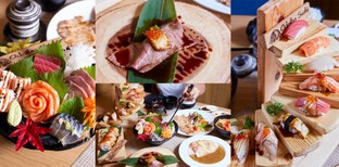 [รีวิว] Odaiba Sushi ร้านอาหารญี่ปุ่นพัทยา ทุกจานใส่ใจได้ฟีลญี่ปุ่นแท้