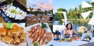 [รีวิว] อุดม Seafood ร้านอาหารทะเลโคราช กับบรรยากาศเกาะริมน้ำกลางเขา