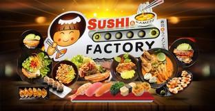 🍣 จันทร์ ถึง ศุกร์ Sushi & Ramen Factory ลดเมนูข้าว 20% น๊าาา ‼️  👍 ราคาเริ่มต้นเพียง 89 บาทเท่านั้น ‼️  📍ศูนย์การค้า Mixt Chatuchak (มิกซ์ จตุจักร)  ✅ข้าวหมูผัดซอสเทอริยากิ 📌ลดเหลือ 89 บาท  ✅ราเมงต้มยำกุ้งน้ำข้น 📌 ลดเหลือ 99 บาท  ✅ปลาแซลมอนผัดกะเพรา 📌 ลดเหลือ 149 บาท  ✅ปลาแซลมอนซอสเทอริยากิ 📌ลดเหลือ 149 บาท  ✅ปลาแซลมอนย่างเกลือ 📌 ลดเหลือ 149 บาท  👨👩👧👦 Sushi & Ramen Factory คัดสรร วัตถุดิบ ปั้น สด ‼️ ใหม่ ‼️ทุกคำ ‼️ เสมือนคนในครอบครัวทาน ✨  💥 ทางร้าน ยังมีเมนูอร่อย ต้องมาลอง อีกหลากหลายเมนูมากมาย อาทิเช่น  🍣ข้าวปั้นซูชิ🍣  ✅ ปั้น สด ใหม่ อร่อยทุกคำ เริ่มต้น 15 บาท  ✅ เกี๊ยวซ่า สูตรเด็ดที่ไม่เหมือนใคร เรากล้าท้าให้ลอง ที่สำคัญเกี๊ยวซ่าของร้านเราผลิตวันต่อวัน ปรุงสูตรเฉพาะร้าน ราดด้วยหน้าชีส และหน้าซอสพิซซ่า ราคาเริ่มต้นเพียง 89บาท  ✅ ส้มตำ ลาบ เสริฟ์ทานคู่กับเนื้อปลาแซลมอน รสชาตจัดจ้าน แซ่บทุกคำ โปรโมชั่นเพียง 159บาท  ✅ สลัดผัก เสริฟ์คู่กับปลาแซลมอน พร้อมน้ำสลัดที่มีให้คุณเลือกทั้ง น้ำสลัดซีอิ๊ว น้ำสลัดงาขาว ที่สำคัญผักของเราเป็นฟาร์มorganic ส่งตรงจากแหล่งเพาะปลูกคุณภาพชั้นเยี่ยม งานนี้เพื่อเอาใจและใส่ใจคนรักสุขภาพจริงๆค่ะ  ⭕️ เมนูทั้งหมดนี้ ต้องมาสัมผัสด้วยตัวคุณเอง ที่ศูนย์การค้า มิกซ์ จตุจักร ( Mixt Chatuchak )  💚 หรือ บริการทางไลน์แมน สามารถค้นหาร้านได้ใน แอปพิเคชั่น Line Man ได้แล้ววันนี้ 🍱  ☎️ สอบถามเพิ่มเติม  💚 @Line ได้ที่ @sushiramenfactory  094-191-9953 สาวกออนไลน์ที่ใช้บริการสั่งผ่าน 📌 ฟู๊ดแพนด้า 📌แก๊ป 📌เก็ท กำลังจะตามมาเร็วๆนี้ค๊า