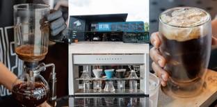 [รีวิว] DETAiL Specialty Coffee ร้านกาแฟหนองคายที่มาพร้อมกับ Car care