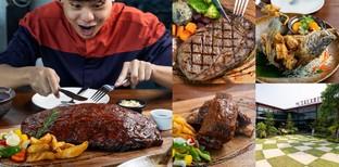 """[รีวิว] """"The Salares"""" ร้านอาหารไทยยุโรป บรรยากาศดี ซี่โครงหมูไซส์ยักษ์"""