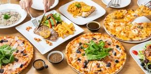 [รีวิว] Basilico Cafe ร้านอาหารอิตาเลียนแท้ที่คนรักพิซซ่าไม่ควรพลาด!