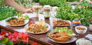 [รีวิว] ซ่อนกลิ่น Lifestyle Cafe ร้านอาหารกึ่งคาเฟ่ ซ่อนเสน่ห์ในแมกไม้