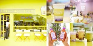 [รีวิว] Chafe' X Fruit You ร้านชาไข่มุกบางแสน ตักได้ตามใจ ใส่ได้ตามชอบ