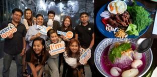 Wongnai Phuket Top Users' Party @ ร้านเขียวไข่กา