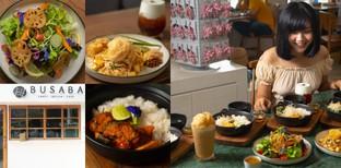 Busaba Cafe & Meals 2 อยุธยา คาเฟ่และร้านอาหารสุดพิเศษของทุกครอบครัว