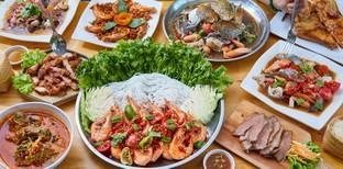 [รีวิว] แซ่บกำลังดี ร้านยำโคราช ส่งตรงความแซ่บสะใจด้วยน้ำปลาร้าจากอุดร
