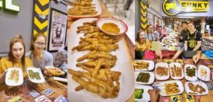 Wongnai Chiang Mai Top User Party @Funky Grill Chiangmai