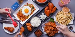 [รีวิว] Bonchon ร้านไก่ทอดเกาหลีกับซอสใหม่ สะบัดแปรงละเลงซอสได้ตามใจ!