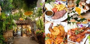 [รีวิว] Airniversary Camp&Cafe เชียงใหม่ สัมผัสอาหารรสเด็ด ในราคาเบา
