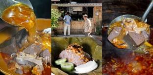 """[รีวิว] ร้าน """"ขนมจีนป้าป้อม"""" เชียงใหม่ สูตรโบราณขายมานานกว่า 20 ปี"""