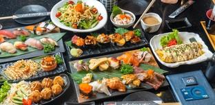 [รีวิว] SushiOO ร้านซูชิ 2 ชั้นเจ้าแรกในไทยที่ชวนกินสนุกสไตล์โอซาก้า!