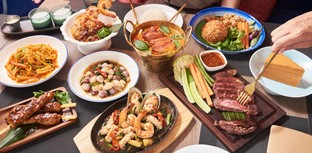 """[รีวิว] """"กลมกล่อม thai eatery & bar"""" ร้านอาหารไทย 4 ภาค รสมือเจ้าถิ่น!"""