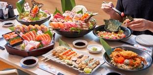 """[รีวิว] """"ZEN"""" ร้านอาหารญี่ปุ่นฉลองส่งท้ายปีด้วยเมนู """"New Year Matsuri"""""""